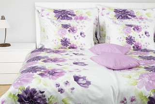 lila bettw sche glamonde. Black Bedroom Furniture Sets. Home Design Ideas