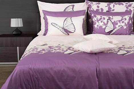 bettw sche mit schmetterlingen glamonde. Black Bedroom Furniture Sets. Home Design Ideas